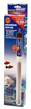 Penn Plax Cascade 300 Watt Submersible Aquarium Heater - CH12300