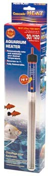 Penn Plax Cascade 150 Watt Submersible Aquarium Heater - CH8150