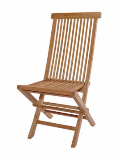 Anderson Teak CHF101 Classic Folding Chair