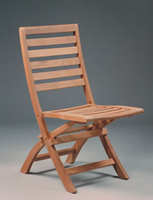 Anderson Teak CHF108 Andrew Folding Chair