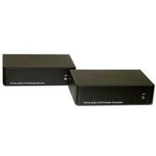 Choice Select VGA Cat5e Extender plus Stereo or Digital Audio incl Tx and Rx - CHO4064 - CHO4064