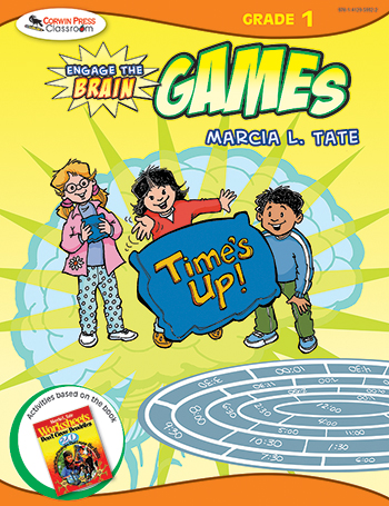 Engage The Brain Games Gr 1 - COR9781412959322