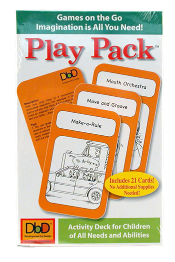 Games On The Go Play Pack - DBD947