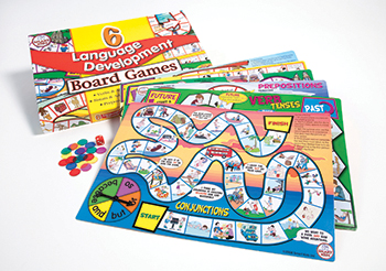 Language Development Board Games - DD-504067
