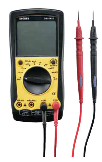 SPERRY DM6450 MULTIMETER - DM6450 - DM6450