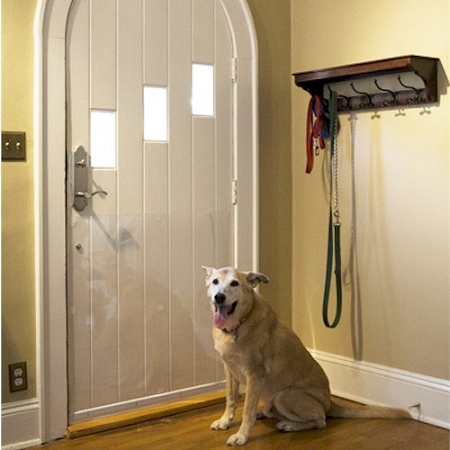Cardinal Pet Door Shield Scratch Protection - DRS