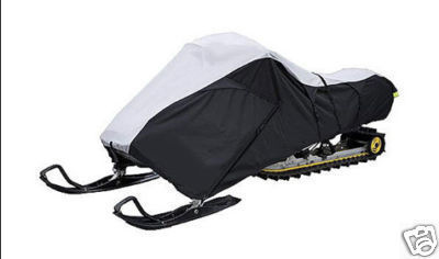 Elite Trailerable Snowmobile Cover Large