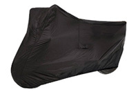 Elite Deluxe Scooter Cover fits Scooters up to 75 inch  log