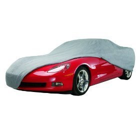 Elite Guard Car Cover fits Cars up to 16 ft 5
