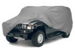 Economy Hummer Cover for H3 w/out Spare Tire