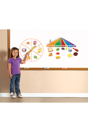 Spinzone Magnetic Whiteboard Nutrition Games - EI-1766