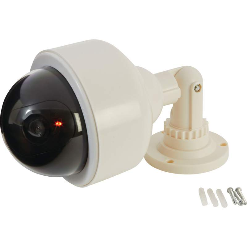 Mitaki-japan® Non-functioning Mock Speed-dome Security Camera - ELCAMERA8
