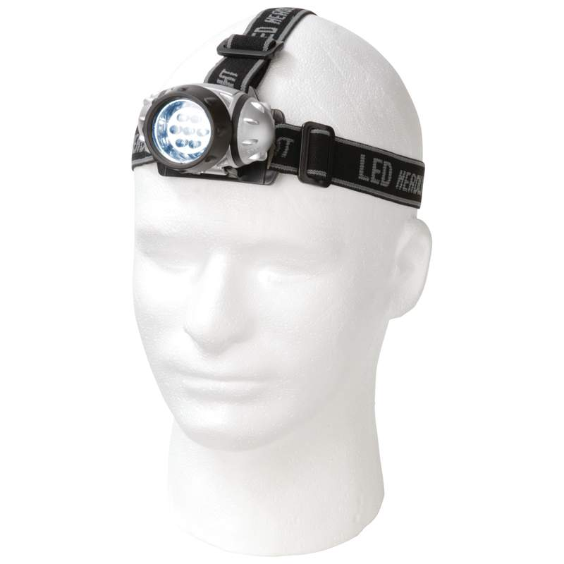 Mitaki-japan® 7-bulb Led Head Lamp - ELHDLT7