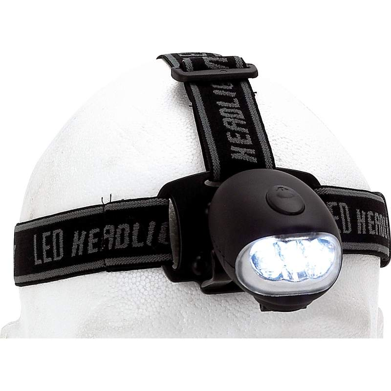 Mitaki-japan® Wind-up Led Head Lamp - ELHEADLT