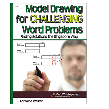 Model Drawing For Challenging Word Problems - ELP402698
