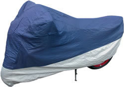 Economy Motorcycle Cover Fits Bikes up to 1500CCs