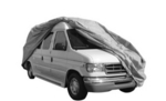 Waterproof VanCover Fits up to 18 ft  w/24