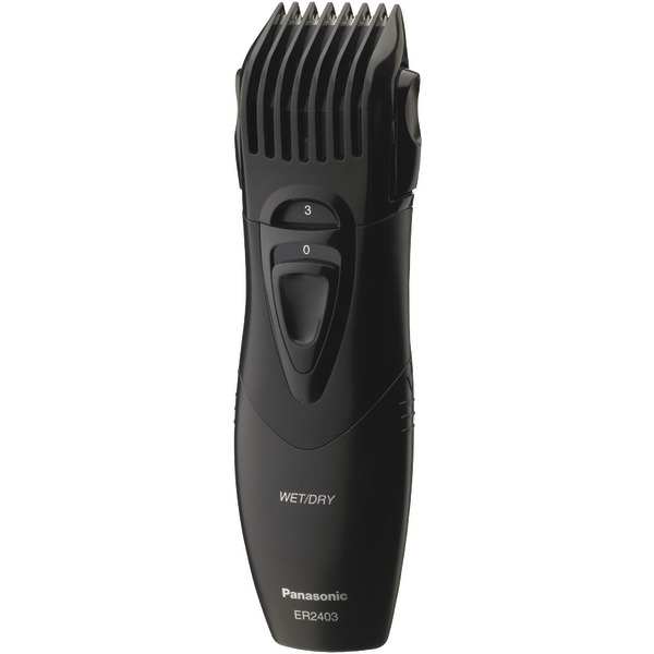Panasonic Battery Operated Hair Trimmer - ER2403K - ER2403K