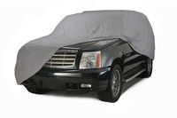 Four Layer Cover fits SUVs up to 17 ft