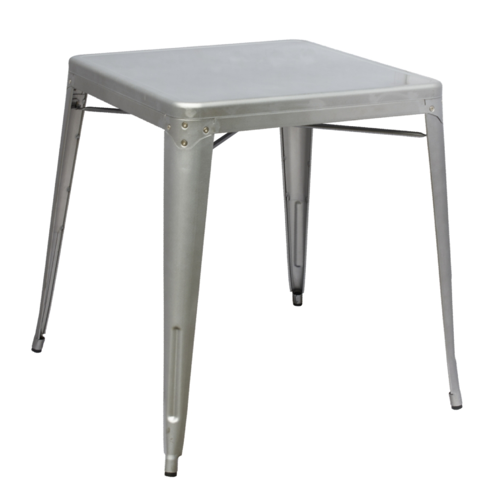 Fine Mod Imports  Talix Dining Table, Silver
