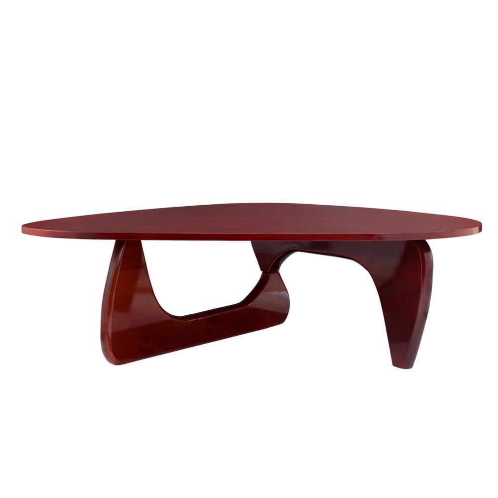 Fine Mod Imports  Rare Coffee Table, Cherry