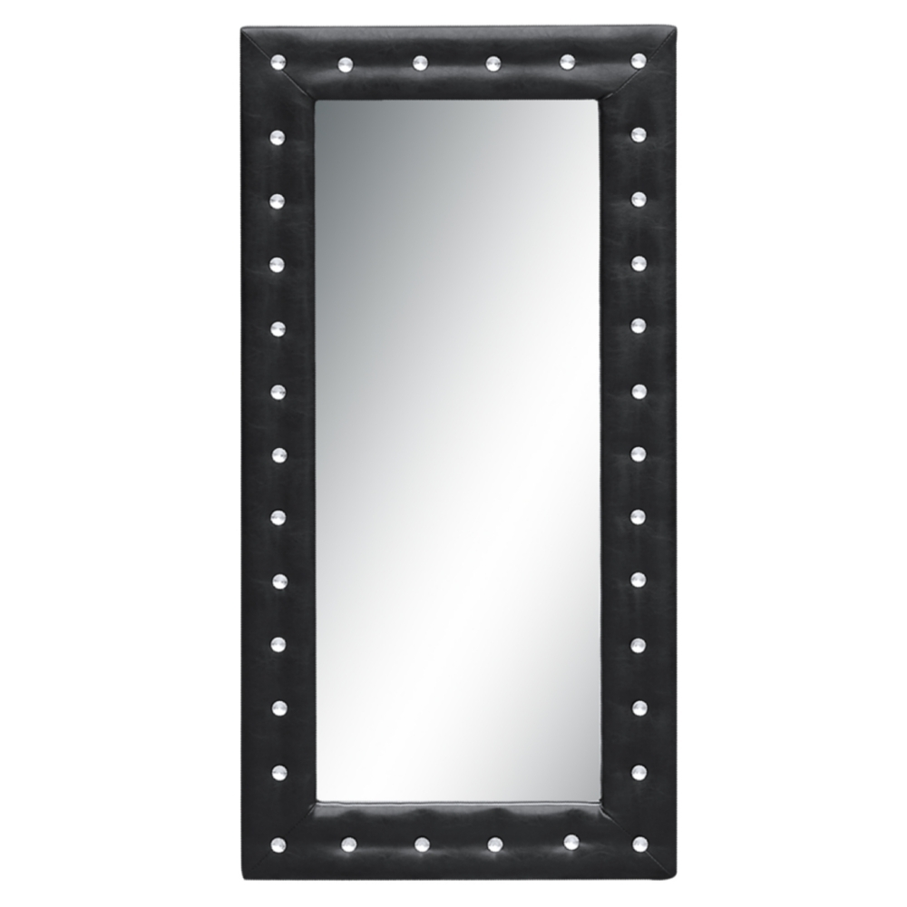 Fine Mod Imports  Tufted Mirror 36
