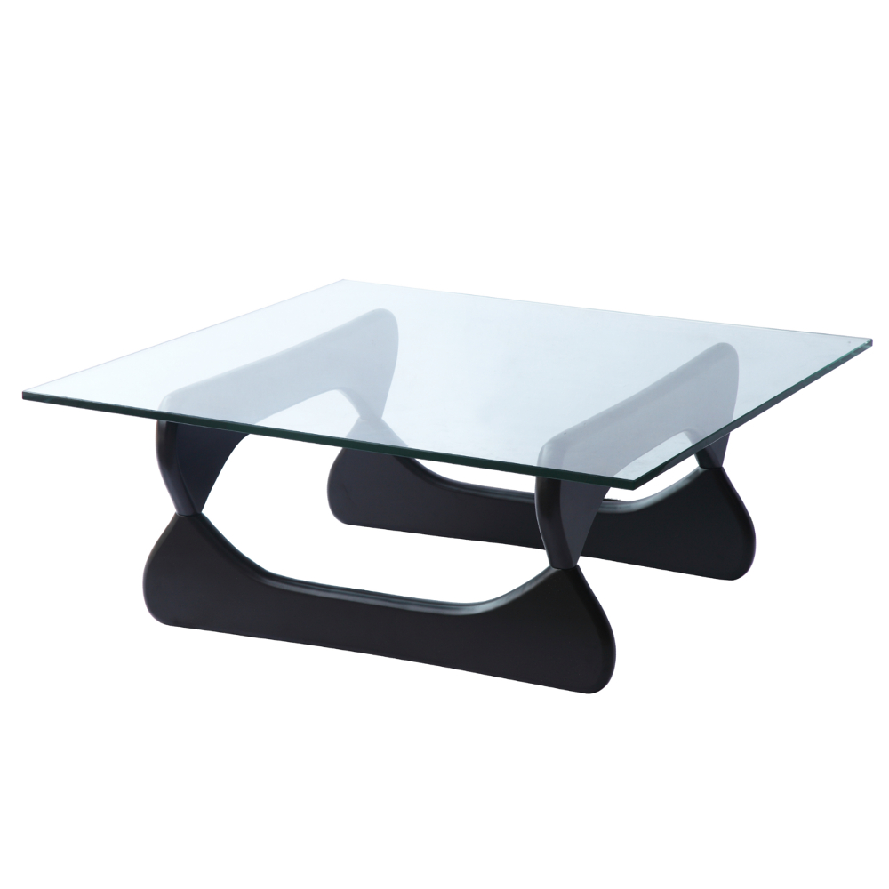Fine Mod Imports  Guchi Coffee Table, Black