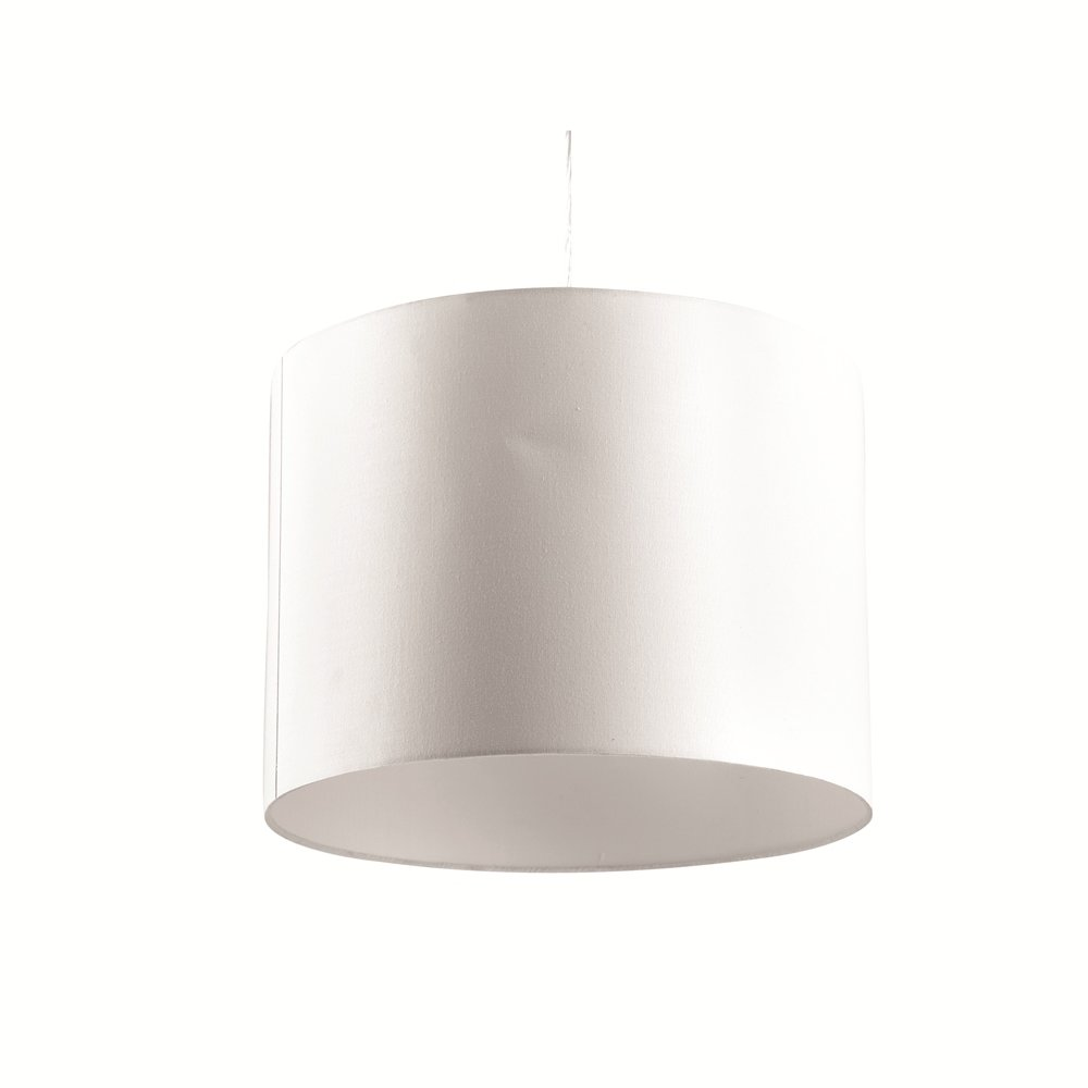 Fine Mod Imports  Modern Hanging Lamp, White