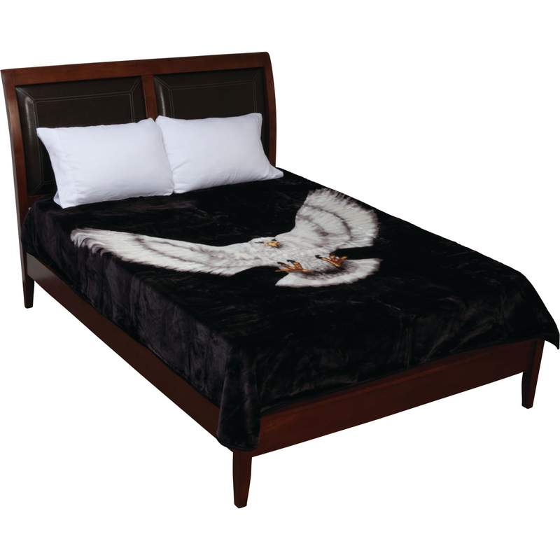 Wyndham House™ Eagle Blanket - GFBLK3912 - GFBLK3912