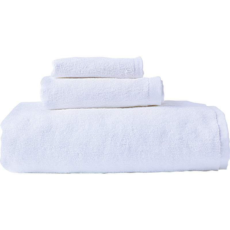 Wyndham House™ 3pc White Bath Towel Set - GFTWLST3