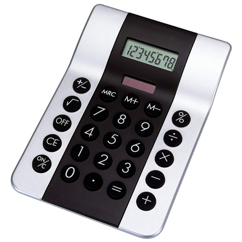 Mitaki-japan® Dual-powered Calculator - HHCALRS2