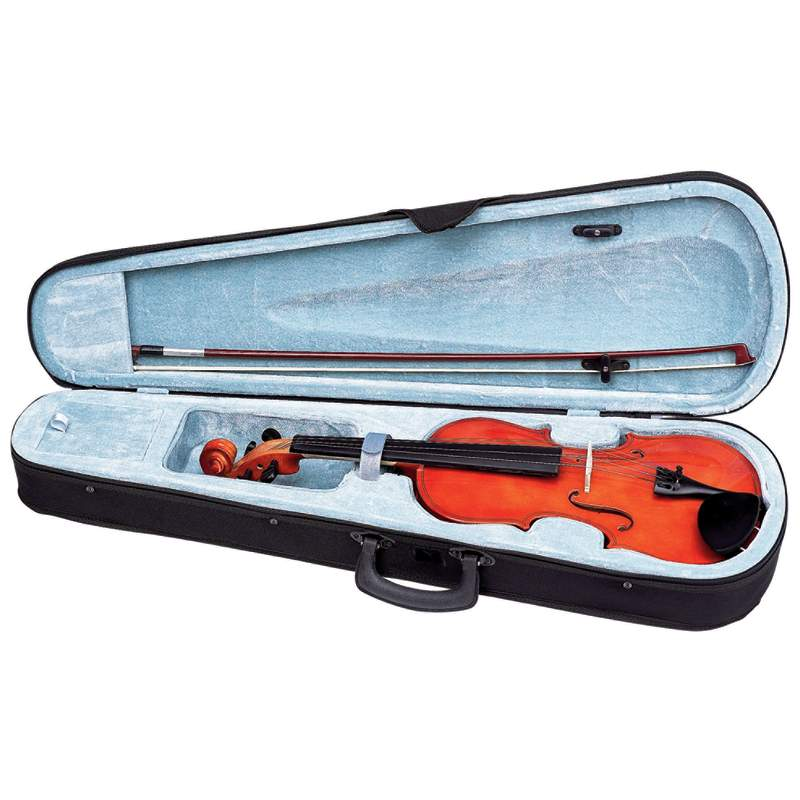 Maxam™ Full Size Violin With Case And Bow - HHVIOLIN2