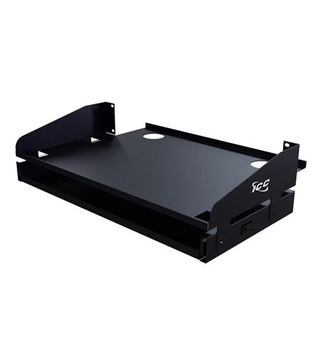 ICC LCD MONITOR SHELF, SLIDING KEYBOARD TRAY - ICC-ICCMSRKLST