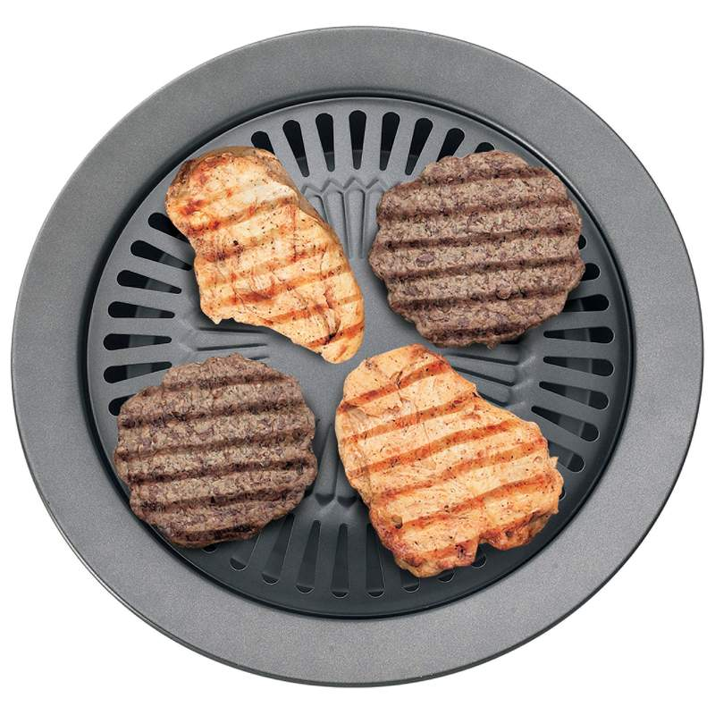 Chefmaster™ Smokeless Indoor Stovetop Barbeque Grill - KTGR5