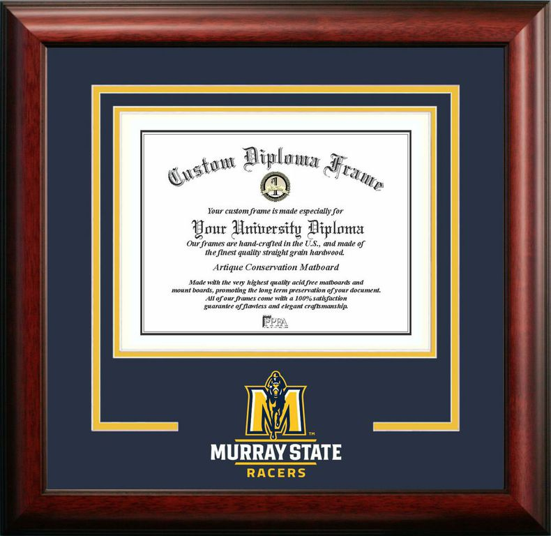 Murray State University Spirit Diploma Frame
