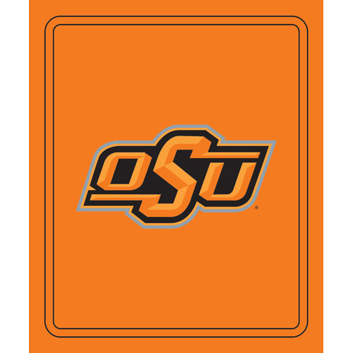 Oklahoma State Cowboys NCAA Classic Fleece Blanket