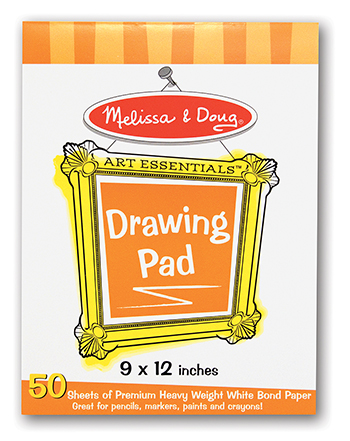 Drawing Pad 9 X 12 - LCI4108