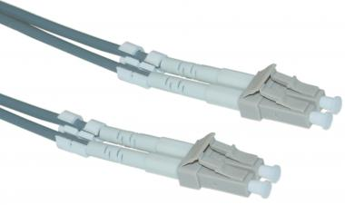 LC / LC, Multimode, Duplex Fiber Optic Cable, 50/125, 20 Meter - LCLC-11020