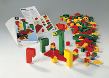 Lego Duplo Early Structures - LG-9660 - LG-9660