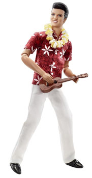 Barbie Pink Label Collection - Elvis Blue Hawaii - M4509