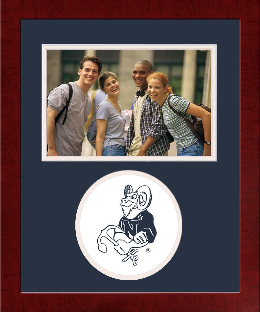 United States Naval Academy Spirit Photo Frame (Horizontal)