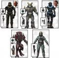 Buy McFarlane Toys - MCFARLANE TOYS Halo Reach Series 6 - Assorted Case