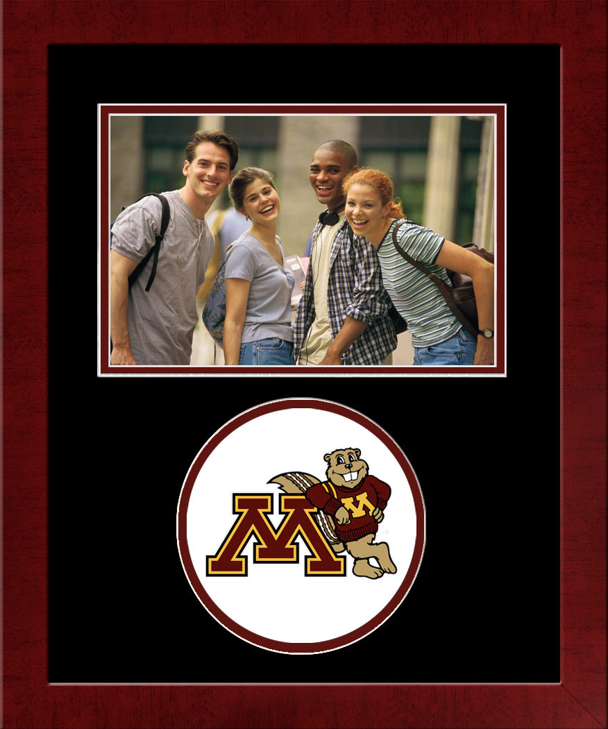 University of Minnesota Spirit Photo Frame (Horizontal)