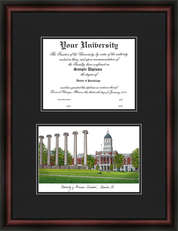 University of Missouri Diplomate
