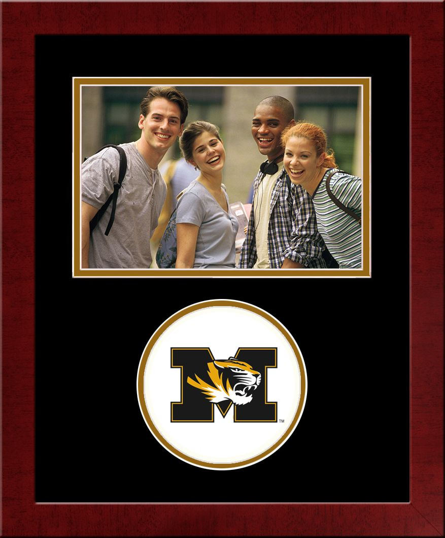 University of Missouri Spirit Photo Frame (Horizontal)