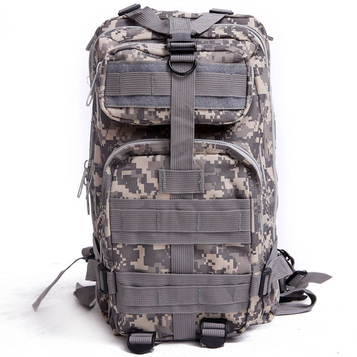 Outdoor Tactical backpack MOLLE Rucksack Bag For Sports Camping Hiking Digital Camo Color