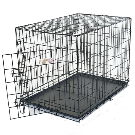 Majestic Pet Small Single Door Dog Crate - MP-1124