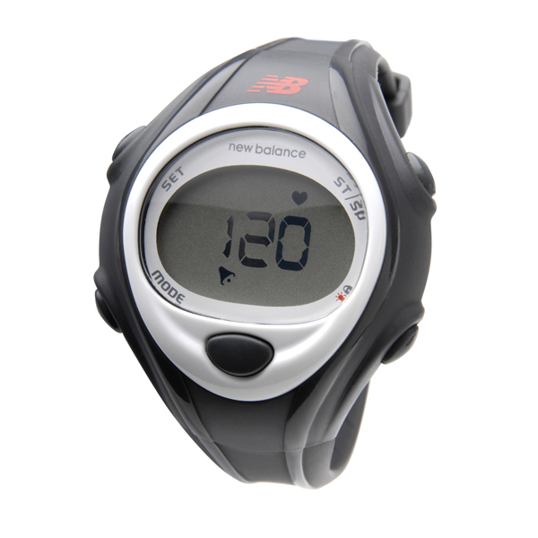 Highnb N2, Graphite Heart Rate Monitor - NB50027