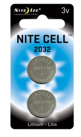 Nite Cell Replacement Batteries 2032 - NCB2032032 - NCB2032032_jb