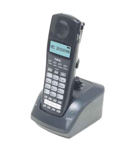 NEC DSX Systems CORDLESS DECT6.0 Cordless Phone - NEC-730095